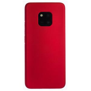 Husa Silicon Slim Huawei Mate 20 Pro,Rosu