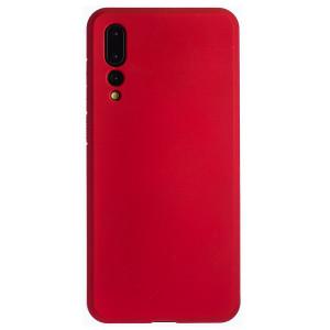 Husa Silicon Slim Huawei P20 Pro, Rosu