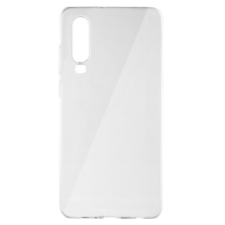 Husa Silicon Slim Huawei P30, Transparenta