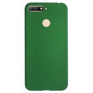 Husa Silicon Slim Huawei Y6 2018, Verde Sand