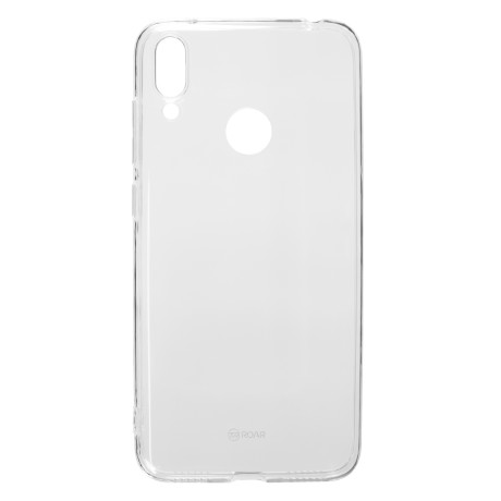 Husa Silicon Slim Huawei Y7 Prime 2018, Transparent