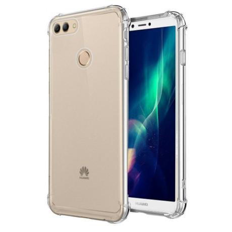Husa Silicon Slim Huawei Y9 2018, Transparent