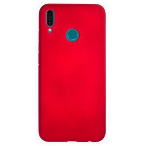 Husa Silicon Slim Huawei Y9 2019, Rosu