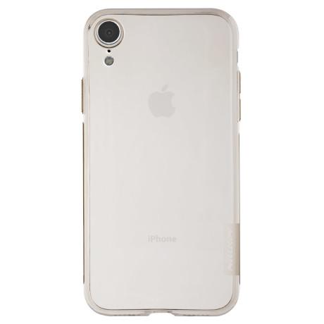 Husa Silicon Slim iPhone XR, Nillkin Fumurie