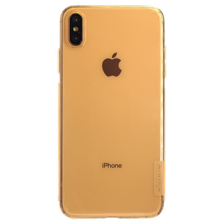 Husa Silicon Slim iPhone XS MAX, Nillkin Aurie