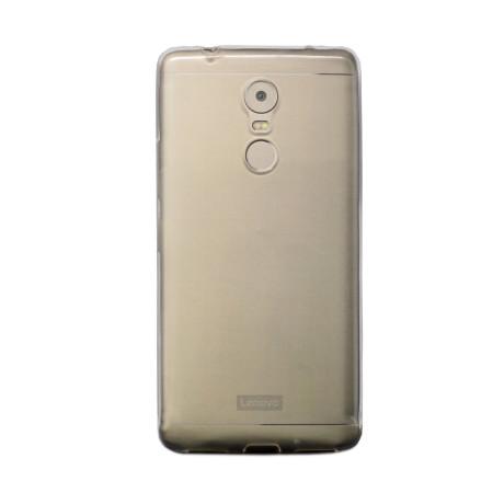 Husa silicon slim Lenovo K6 Note, Contakt Transparenta