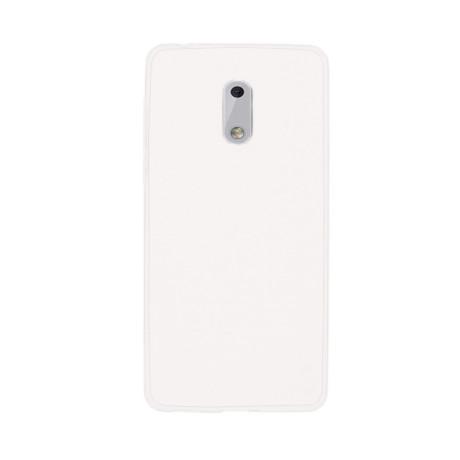 Husa silicon slim Nokia 6, Contakt Transparenta