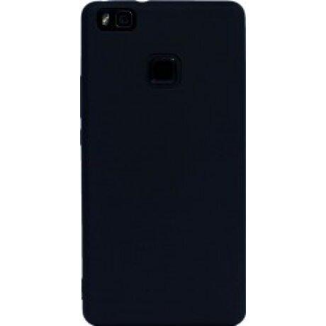 Husa Silicon Slim Pentru Huawei P9 Lite Negru Mat