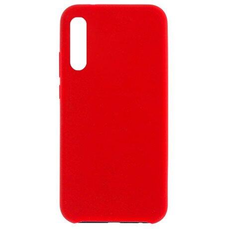 Husa silicon slim pentru Samsung Galaxy A40 Rosu Mat