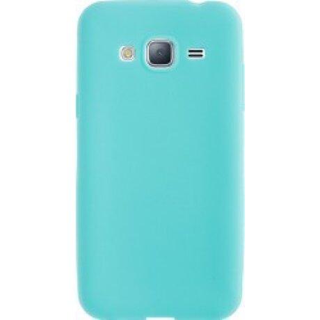 Husa Silicon Slim Pentru Samsung Galaxy J3 2016 Mint Mat