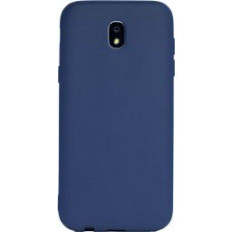 Husa Silicon Slim Pentru Samsung Galaxy J5 2017 Albastru Mat