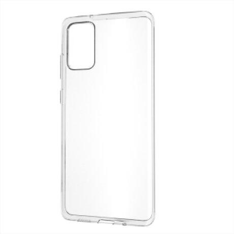 Husa Silicon Slim pentru Samsung Galaxy S20 Plus Transparent