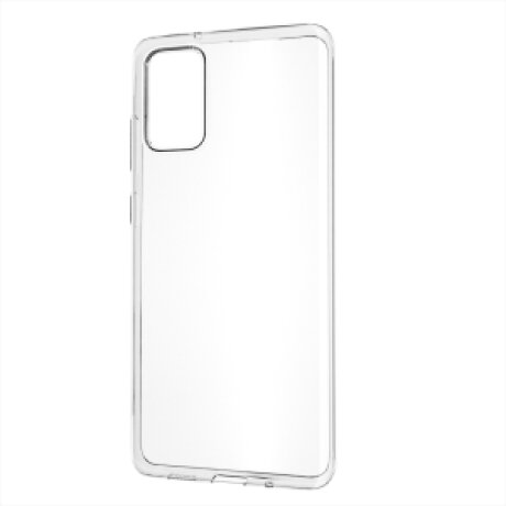 Husa Silicon Slim pentru Samsung Galaxy S20 Transparent