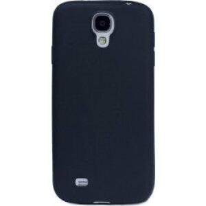 Husa Silicon Slim Pentru Samsung Galaxy S4 Negru Mat