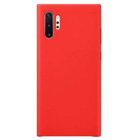 Husa silicon slim pentru Samsung Galaxy S9 Plus Rosu Mat