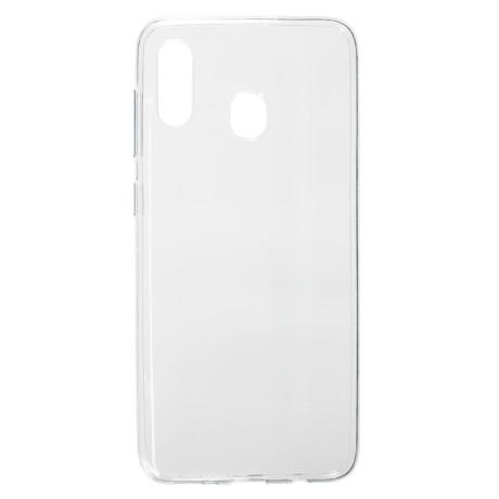 Husa Silicon Slim Samsung Galaxy A30, Transparent