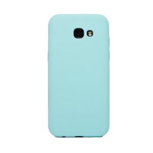 Husa silicon slim Samsung galaxy A5 2017 Contakt, Mint mat