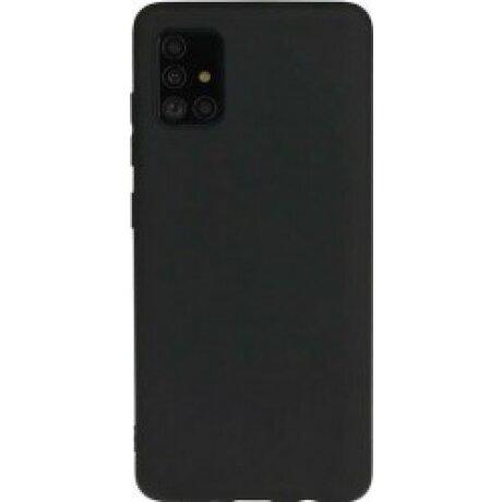 Husa Silicon Slim Samsung Galaxy A51 Negru Mat
