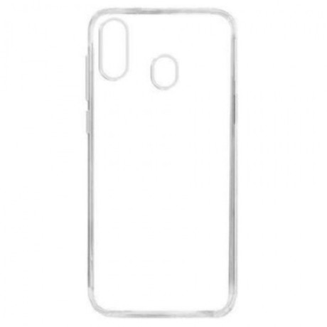 Husa Silicon Slim Samsung Galaxy A60, Transparent