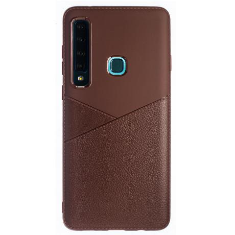 Husa Silicon Slim Samsung Galaxy A9 2018, Maro Arm
