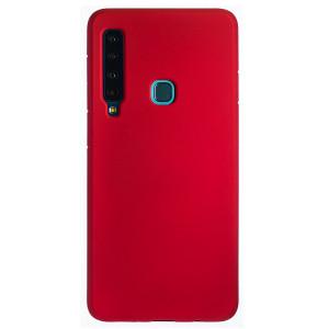 Husa Silicon Slim Samsung Galaxy A9 2018, Rosu