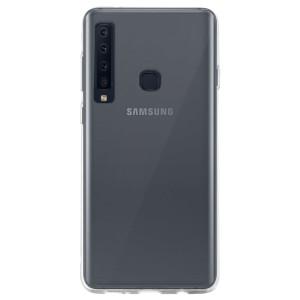 Husa silicon slim Samsung Galaxy A9 2018, Transparenta