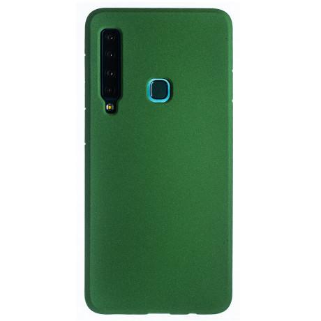 Husa Silicon Slim Samsung Galaxy A9 2018 Verde Sand