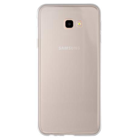 Husa silicon slim Samsung Galaxy J4 Plus, Transparenta