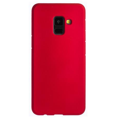 Husa Silicon Slim Samsung Galaxy J6 2018, Rosu
