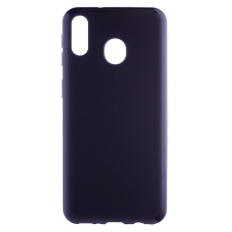 Husa Silicon Slim Samsung Galaxy M20, Negru Mat