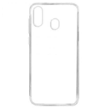 Husa Silicon Slim Samsung Galaxy M30, Transparent
