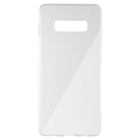 Husa silicon slim Samsung Galaxy S10 E, Transparenta