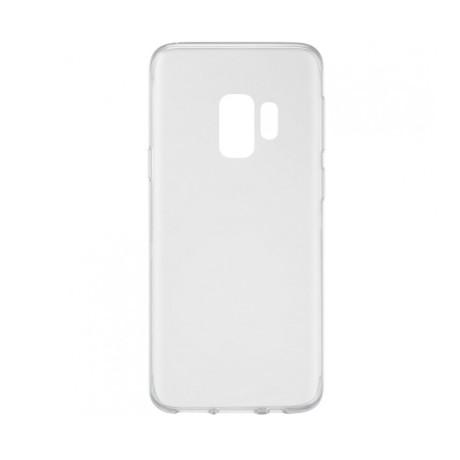 Husa silicon slim Samsung Galaxy S9, Contakt Transparenta