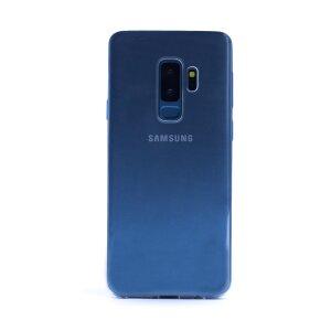 Husa silicon slim Samsung Galaxy S9 Plus, Contakt Transparenta