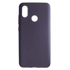 Husa Silicon Slim Xiaomi Mi 8, Negru Mat