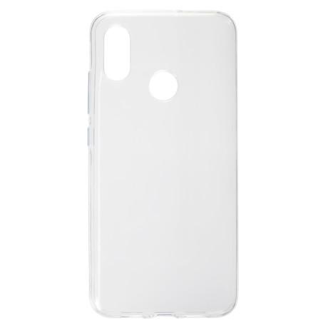 Husa Silicon Slim Xiaomi Mi 8, Transparent