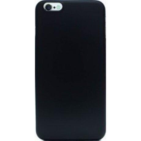 Husa Slim pentru iPhone 6/6S Plus Negru Mat