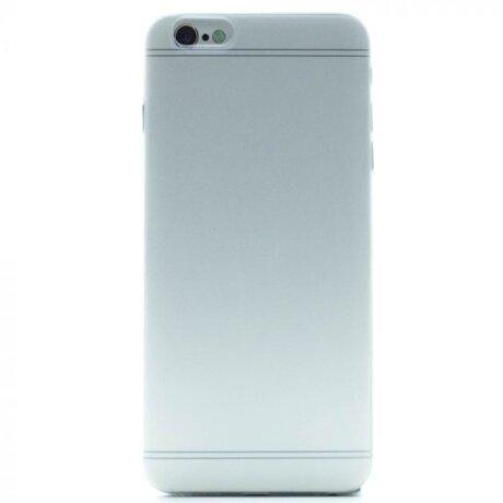 Husa Slim pentru iPhone 6/6S Plus Transparent Mat