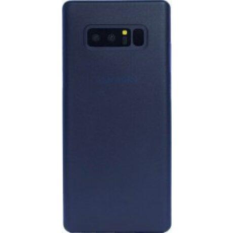 Husa Slim Pentru Samsung Galaxy Note 8 Albastru Mat