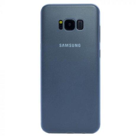 Husa Slim Pentru Samsung Galaxy S8 Plus Transparent Mat