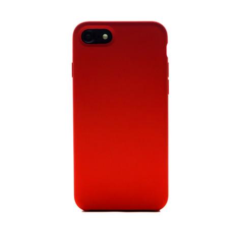 Husa spate + folie sticla iPhone 7/8/SE 2, Fun Rosie