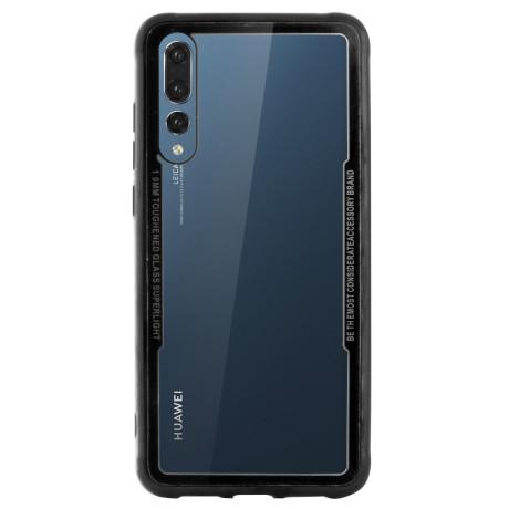 Husa spate Huawei P20 Pro, Rama Neagra