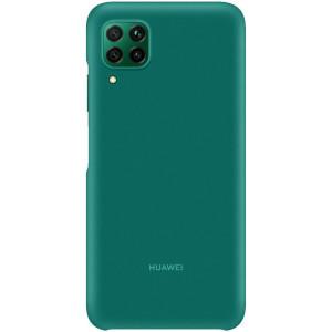 Husa Spate Huawei Protective Cover pentru Huawei P40 Lite, Emerald Green