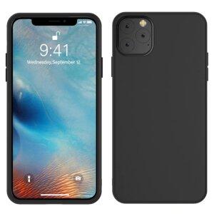 Husa Spate iPhone 11 Negru Fun
