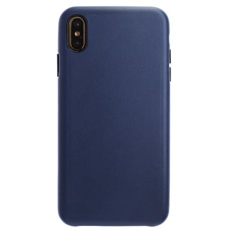 Husa Spate iPhone XS MAX, Albastru OC