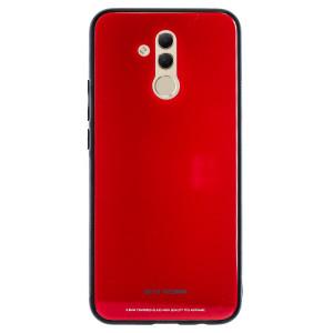Husa Spate Oglinda Huawei Mate 20 Lite, Rosu