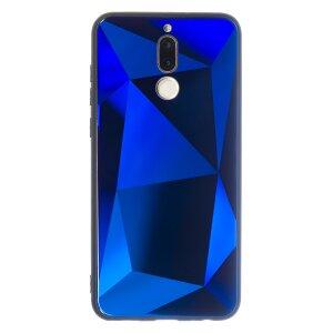 Husa Spate Oglinda Prism Huawei Mate 10 Lite, Albastru