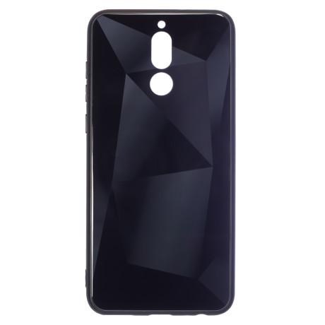 Husa Spate Oglinda Prism Huawei Mate 10 Lite, Negru