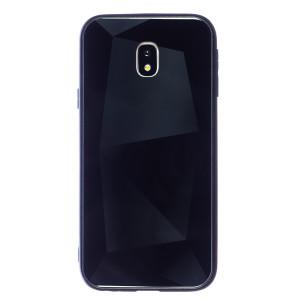 Husa Spate Oglinda Prism Samsung Galaxy J3 2017, Negru