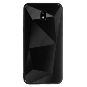 Husa Spate Oglinda Prism Samsung Galaxy J5 2017, Negru